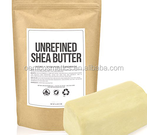 Private Label Hydrating Organic Shea Butter