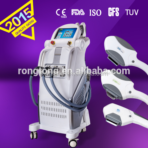 Beijing manufacturer Spa IPL SHR /Portable SHR IPL /IPL hair removal machine