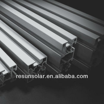 hot sale Popular Aluminum Frame for PV Solar Module with Competitive Price