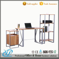 YL No. 401 popular wooden computer table design for home and office with best price
