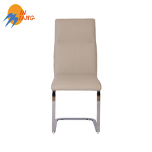 Modern comfortable PU dining chair