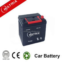 55D26 12v 60ah good price car battery korean