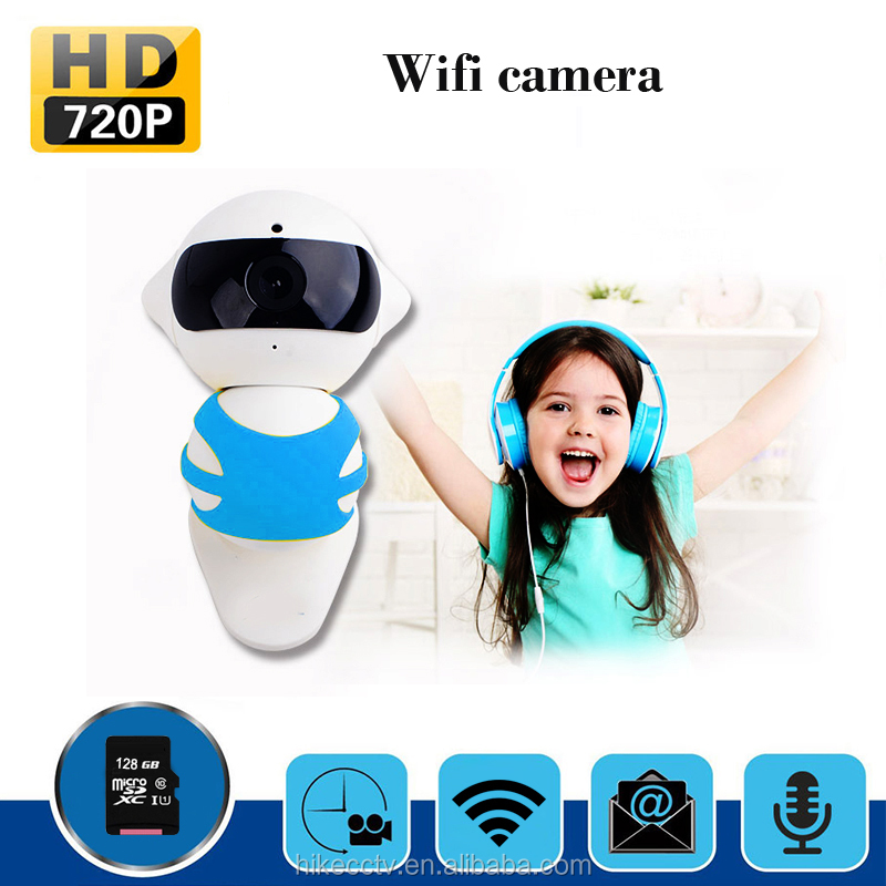 <strong>Fashionable</strong> Patterns Wireless Mini Spy SD Card Wifi IP Camera CCTV Cameras