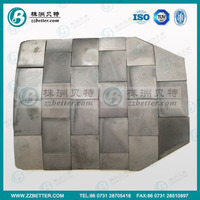 boron carbide bulletproof plate from China Supplier