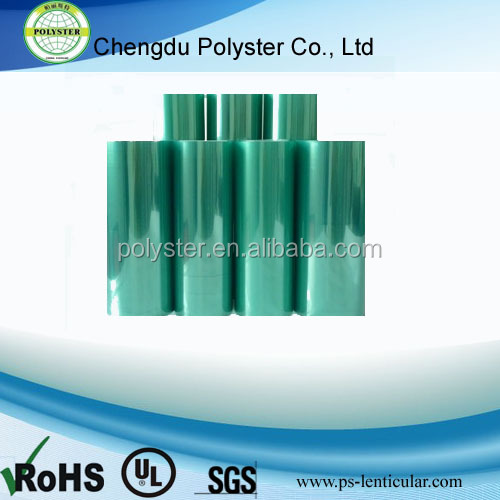 Clear Polished Polycarbonate Film Sheets/rolls With PE Protective Film