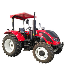 CE certification 100 hp agricultural usage China cheap farm tractor in India