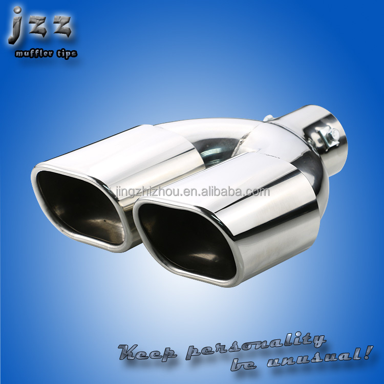 Trucks chrome muffler for mazda mx5