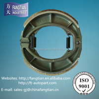 Good Quality GS125 Motorcycle Brake Shoe For Suzuki