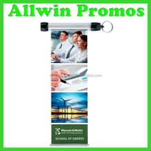 Promotional Banner Key Ring