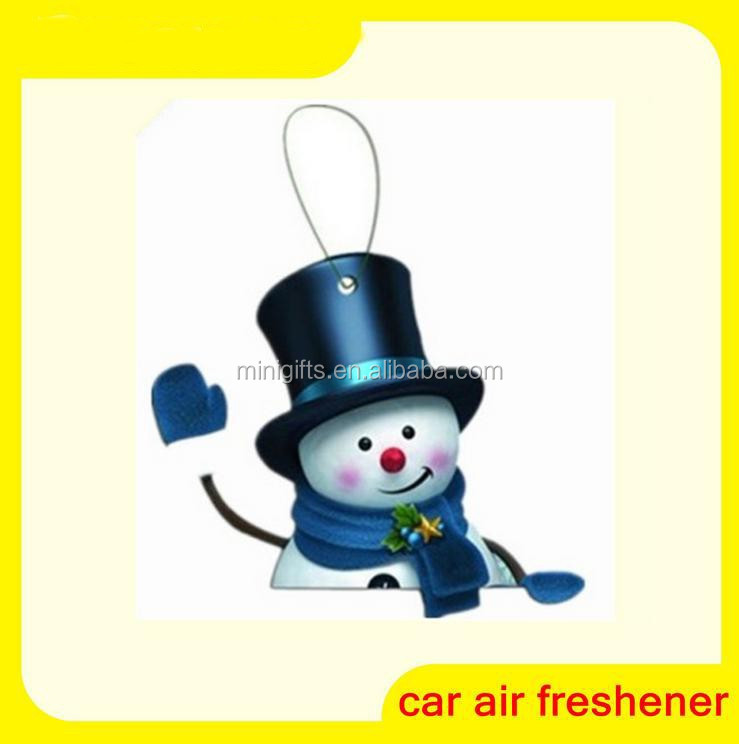 Factory price cowboy hat car air freshener