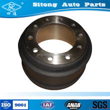 auto spare parts brake drum used for tractor