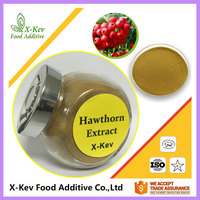 100% Natural Hawthorn Berry Extract 40% Flavones