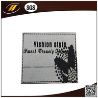 Factory Directly Cheap Leather Labels Garment Fashion Patch