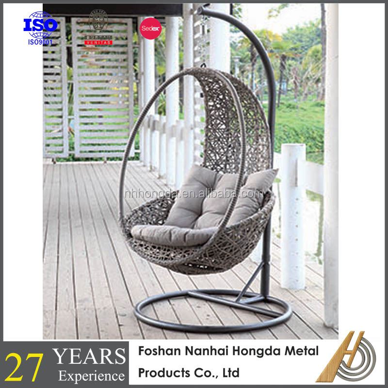 Rattan hanging chair swinging chair garden buy rattan for Hanging chair spring