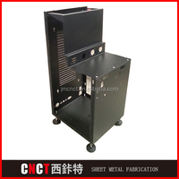 High Quality Sheet Metal Parts Electrical Metal Box Making Machine