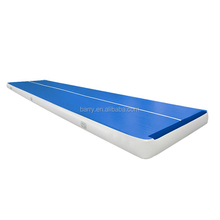 Cheap inflatable gymnastics mats water floating air mat for sale