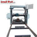 China portable band saw machine horizontal for cutting wood