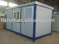 Practical and Easy Assemble 4500*2540*2380mm Container House