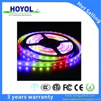 HOYOL Blister Packing Waterproof SMD 5050 2835 3528 5630 5730 LED Flexible RGBW RGB LED strips lights