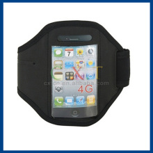 High Quality sports armband arm mobile phone case for iphone 4