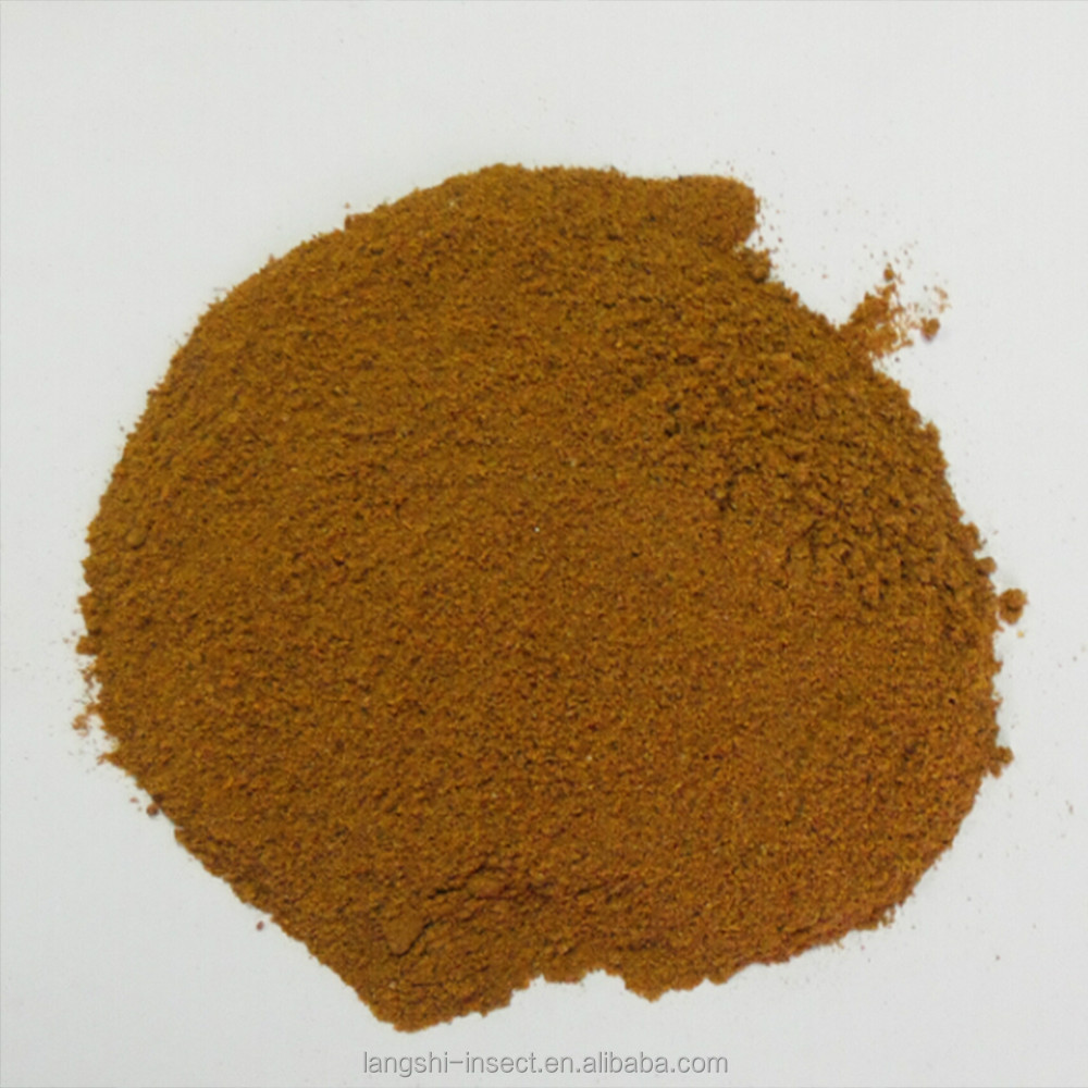 Insect protein and Defatted mealworm powder for replacement of fishmeal