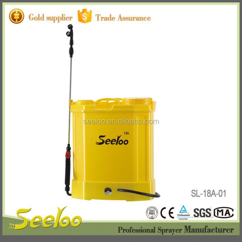 SL18A-01 durable popular soda bottle sprayer for garden and agriculture with best price