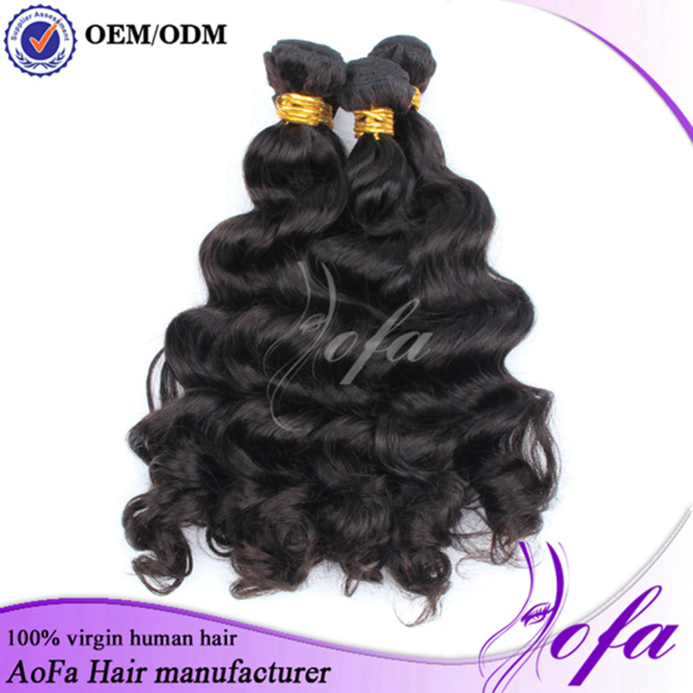 Wholesale high quality remy brazilian micro braid hair extensions