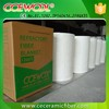 CCEWOOL 128kg/m3 25mm thickness ceramic blanket in refractory