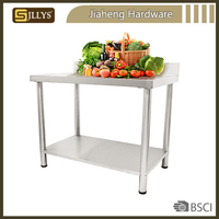 Hot Sale Used Stainless Steel Kitchen Work Table