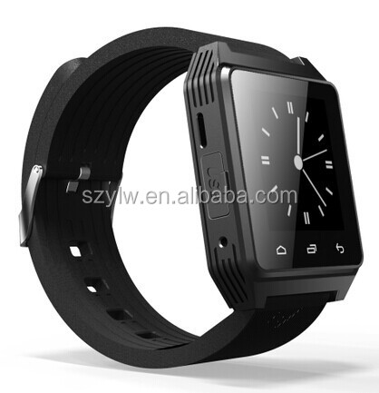2015 new design Waterproof smart watch for android smart phone