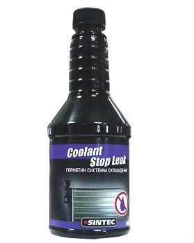 CAR COOLANT STOP SEALANT ,LEAK