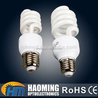 Good seismic performance banquet hall spiral cfl bulb