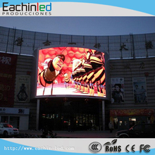 new products High resolution Outdoor led tv advertising P6 led screen price