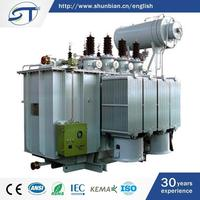 New Electrical Equipment 3 Phase S9 S10 S11 35Kv Series Oil Immersed Transformer