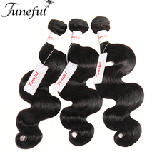 Tuneful Wholesale Brazil Raw Unprocessed Brazilian Body Wave Remy Human Natural Hair Extensions