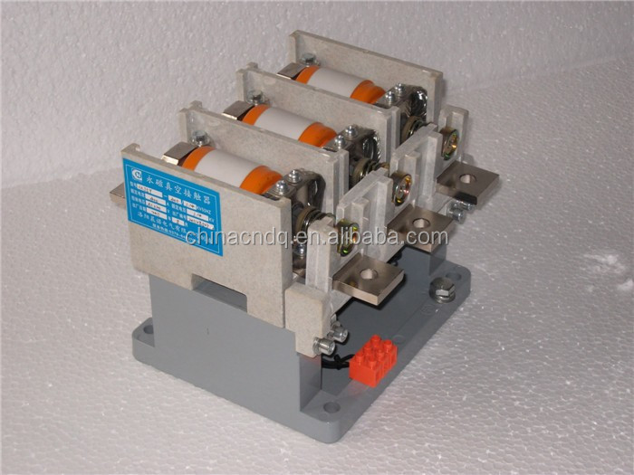 3 Number of Pole and AC Electricity Type high quality and long life CKJ5 vacuum contactor