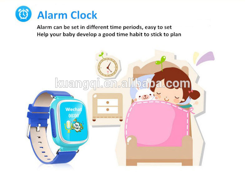 Brand new anti lost smartwatch kids smartwatch kids hidden camera watch with high quality