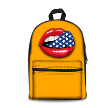 Funny Fashionable Young cheap school university backpacks