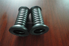 Chinese cheap CNC machining service, Idle drum, machined machining black POM