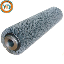 Industrial Abrasive Spiral Polishing Brush Roller