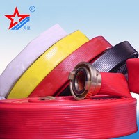 2015 new synthetic rubber or PVC lined fire hose with storz coupling,fire sprinkler system from sanxing manufacturer
