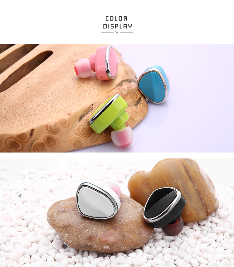 New bluetooth 4.1 sport stereo wireless earphone for iphone