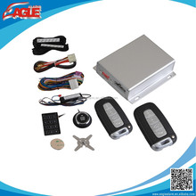 EG-689/012 Smart key PKE push button start/stop system remote start engine start stop with keyless entry system