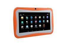 "custom tablet manufacture kids tablet 7"" Allwinner A33 Games WIFI tablet pc for kids"