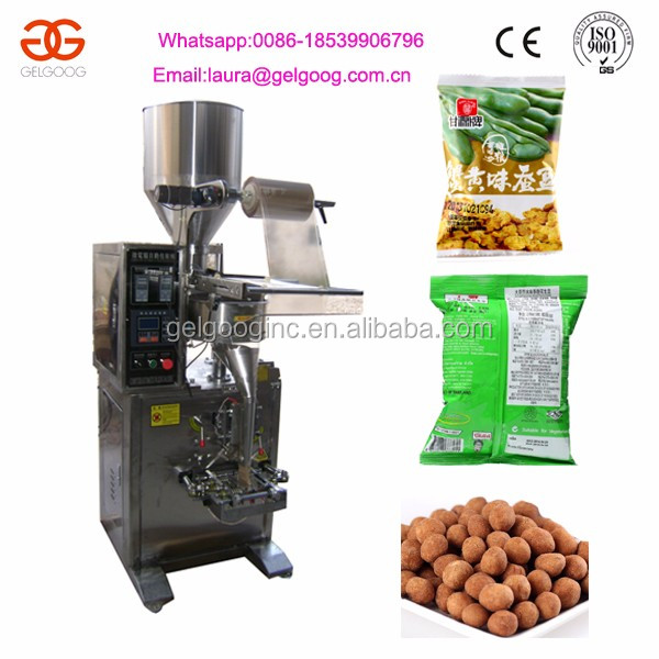 Automatic Granular Packaging Machine for sugar, salt, nuts stick sugar packing machine