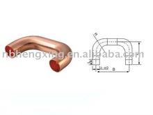air conditioner copper tube supplier crossover copper bend
