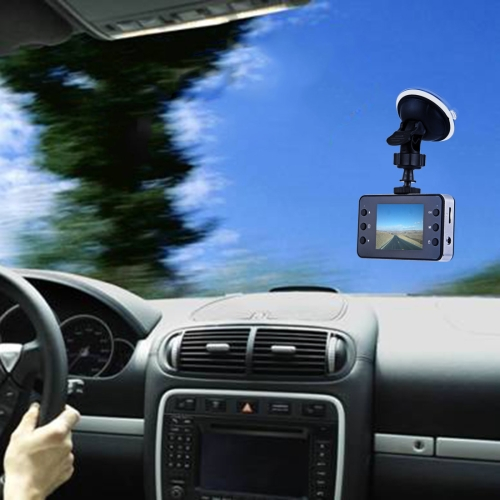 Portable HD 720P Car Camcorder DVR Driving Recorder Digital Video Camera Voice Recorder, 2.4 inch TFT Screen Display
