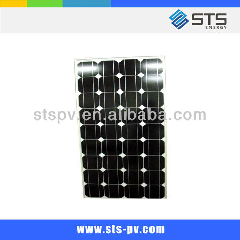 pv solar panel system 210W good quality solar module