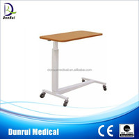 DR-399 Adjustable Gas Hospital Dining Table