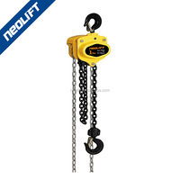 Portable Garage Door Construction Chain Hoist